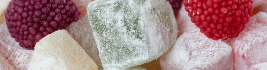 Turkish Delight Confectionery